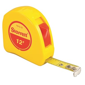 "Picture of KTS12-12-N Starrett Tape Measure,1/2""x12'"