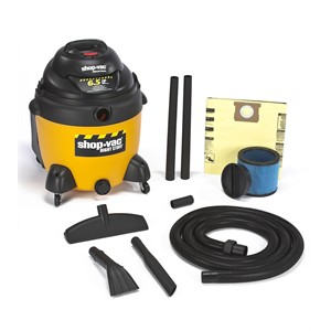 Picture of 9625310 Shop-Vac 18 Gallon 6.5 peak HP Right Stuff Series Wet/Dry Vac