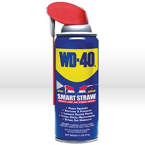 products for industry 11007 wd 40 aerosol lubricant smart straw 11 oz. Black Bedroom Furniture Sets. Home Design Ideas