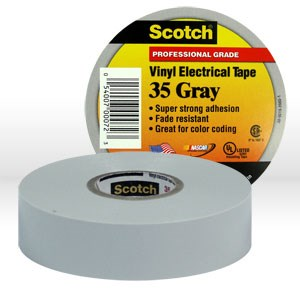 54007-00072 3M Electrical Tape,Scotch vinyl electrical color