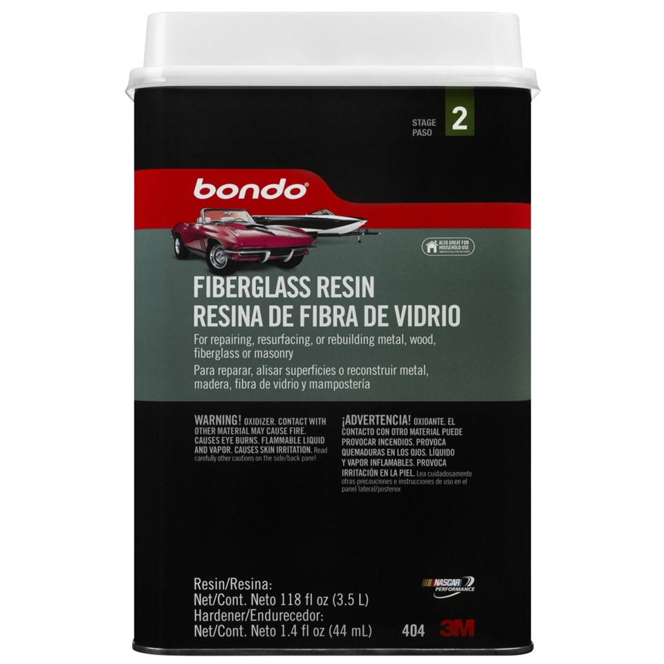 Products For Industry 76308 00404 3m Bondo Fiberglass